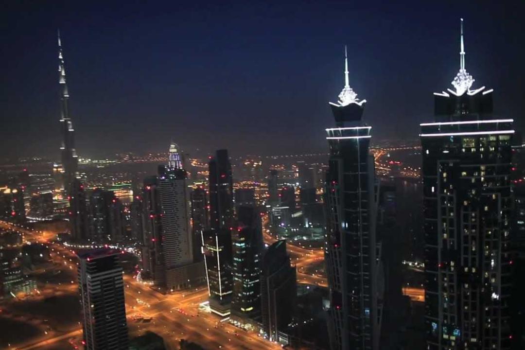 Marriot Marquis Hotel, Dubai