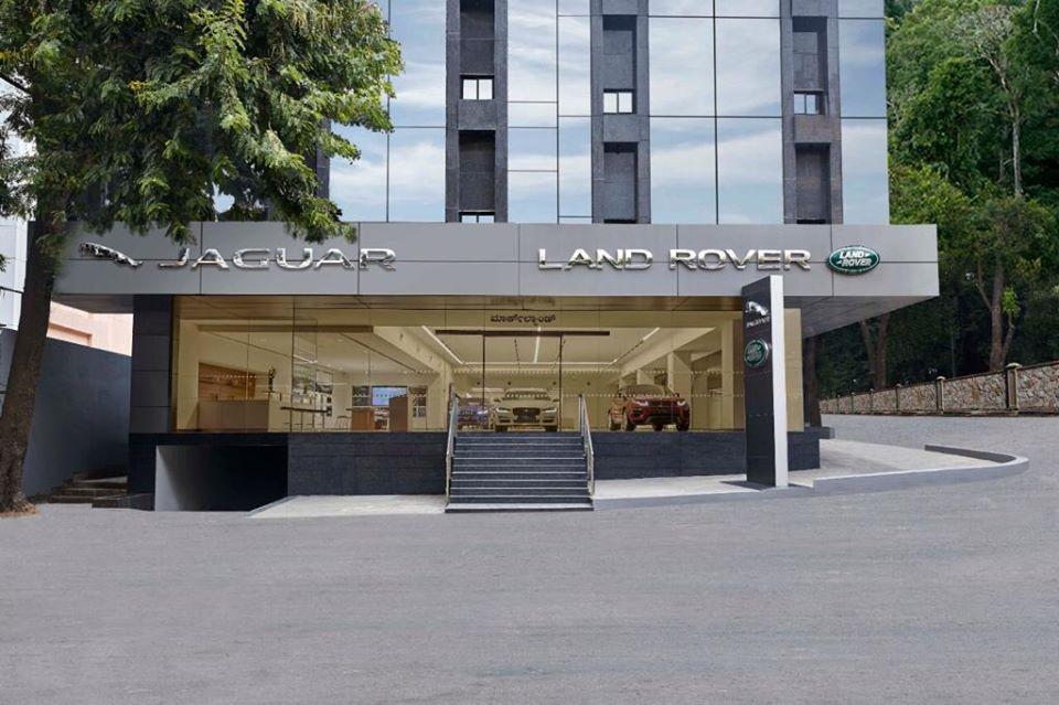Jaguar Land Rover Group India